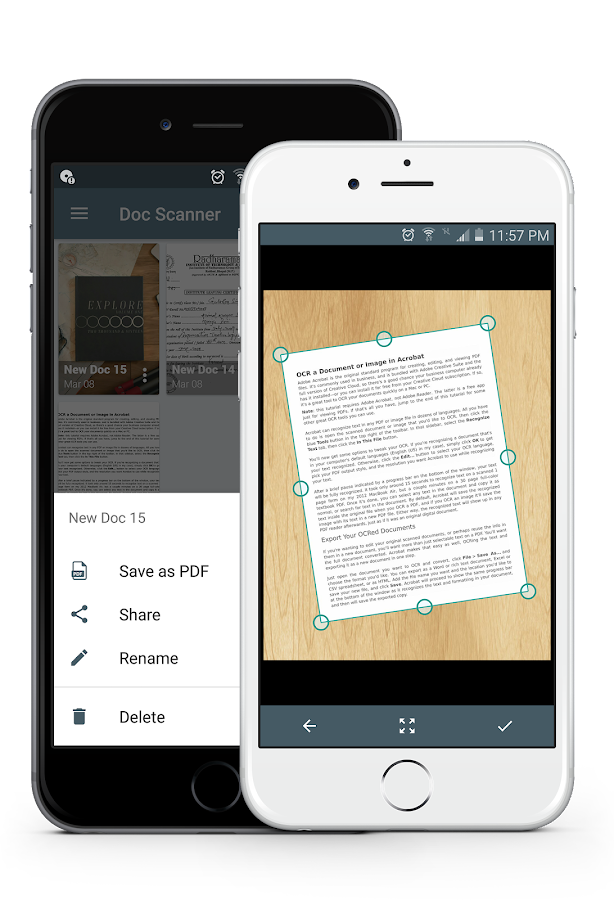 Document Scanner - PDF Creator Screenshot 5