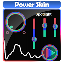 Spotlight Poweramp Skin