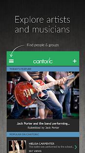 App Cantoric APK for Windows Phone