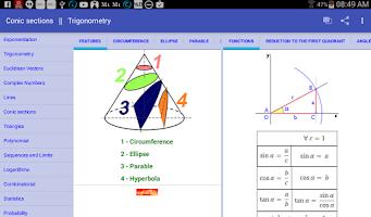 Screenshot of Maths 1