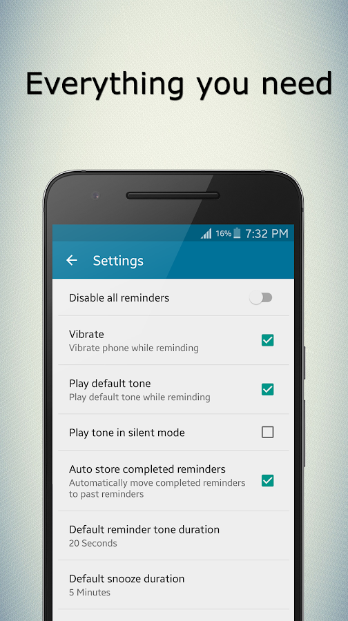 Remind Me - Task Reminder App Screenshot 9