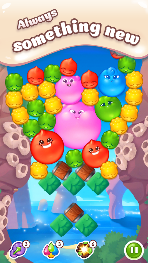 Jelly Splash Pop Screenshot 3