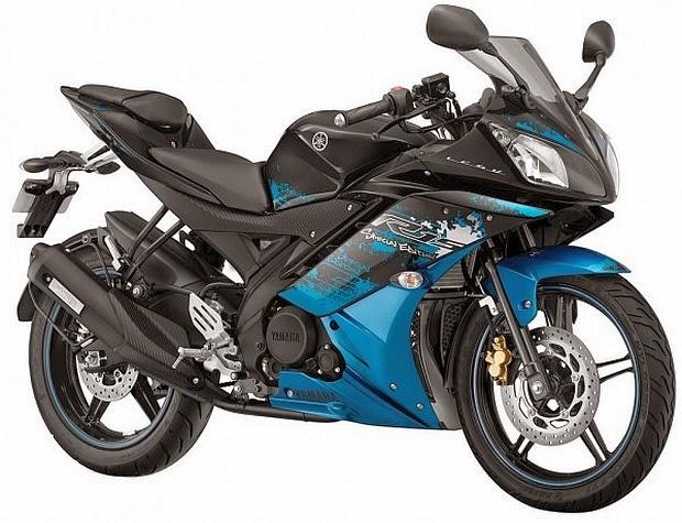 Yamaha R15 Hadirkan Striping Baru