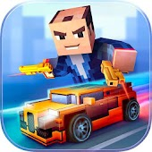 Game Block City Wars + skins export APK for Kindle