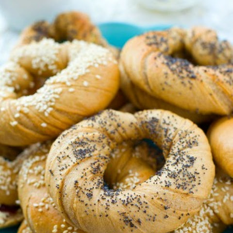 Deli-Style Homemade Bagels