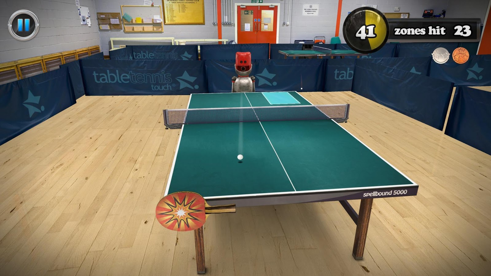 Table Tennis Touch Screenshot 5