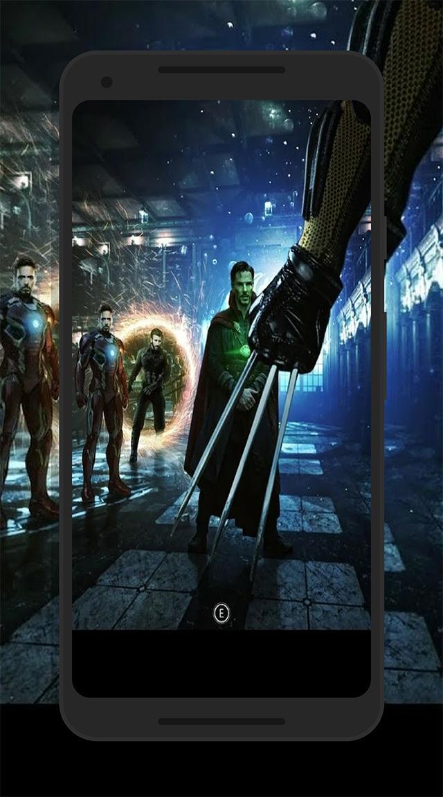 Superhero wallpapers and photos - Superhero photos Screenshot 11