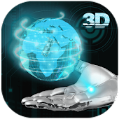 App Transparent Earth 3D Theme APK for Windows Phone