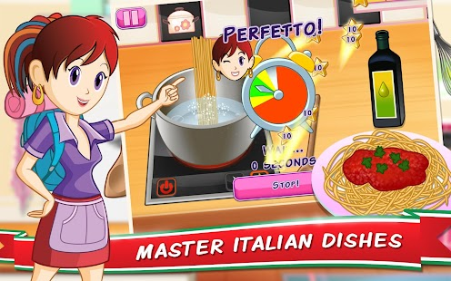 Sara's Cooking Class: Vacation APK for Bluestacks