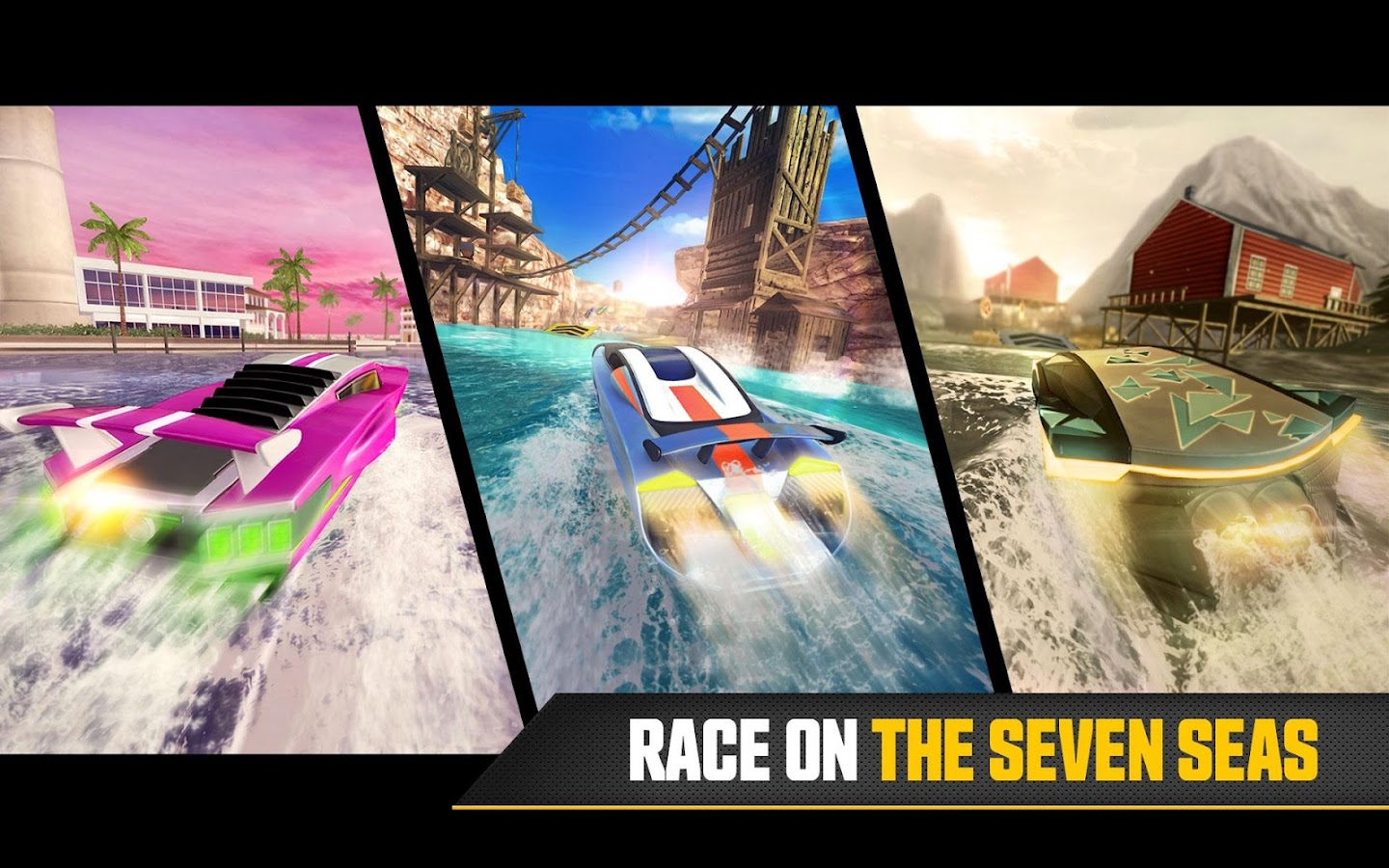 Driver Speedboat Paradise Screenshot 14
