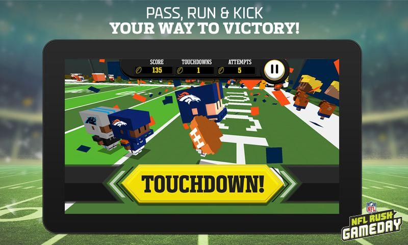 NFL Rush Gameday Screenshot 4