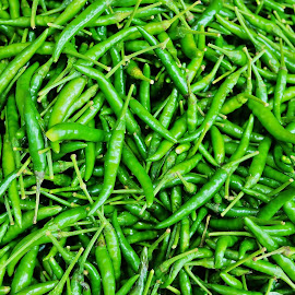Green Chillies by Koh Chip Whye - Food & Drink Ingredients (  )