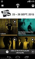 Screenshot of Reeperbahn Festival