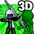 Game Stickman: Legacy of Zombie War apk for kindle fire