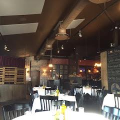 Nice dining area