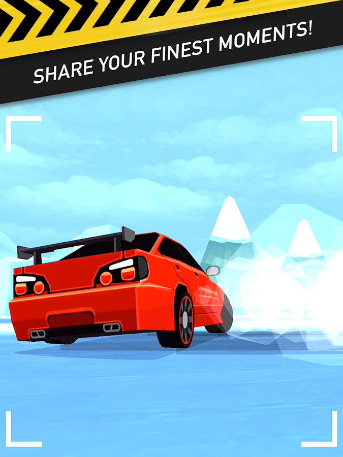 Thumb Drift - Fast & Furious One Touch Car Racing Screenshot 9