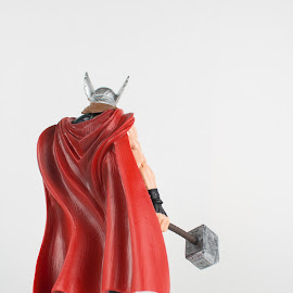 Thor by Gerald Glaza - Artistic Objects Toys ( marvel, action figure, toys, thor, disney )