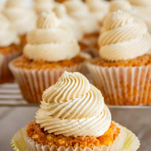 Brown-Sugar Layer Cake With Caramel Buttercream Frosting Recipes ...
