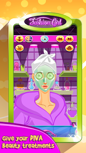 Game Fashion Girl: Makeover Salon apk for kindle fire