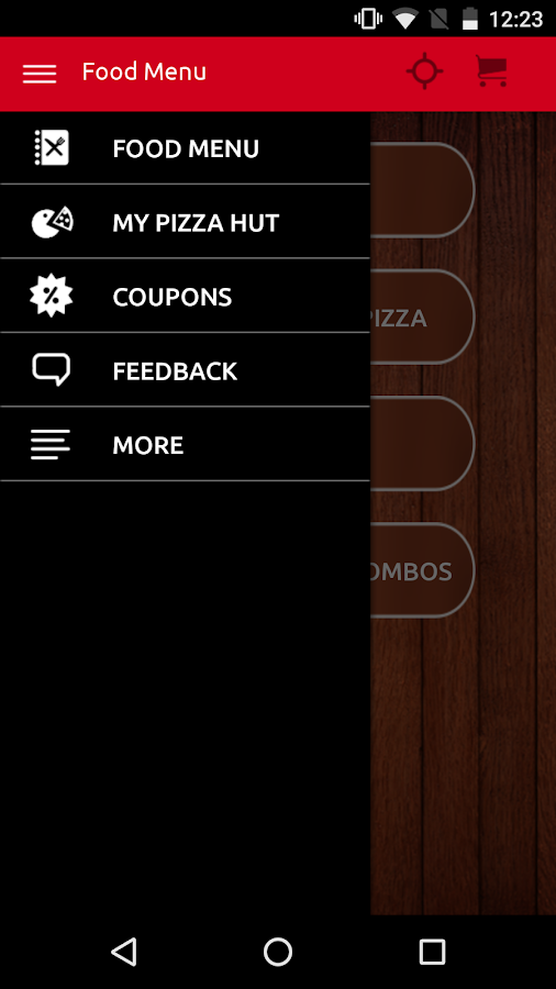 Pizza Hut India Screenshot 5