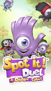 Spot it - A card game to challenge your friends