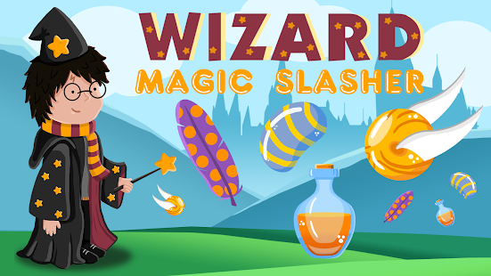 Wizard magic slasher PC