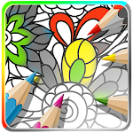 Mandala Adults Coloring Pages APK Image