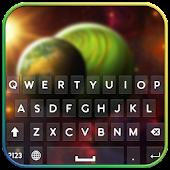 Planet Keyboard APK for Bluestacks