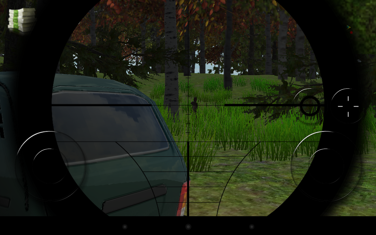 Russian Hunting 4x4 Screenshot 0