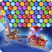 Game Santa Pop - Bubble Shooter apk for kindle fire