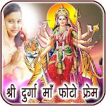 Durga Maa Photo Frames & DP Maker Icon