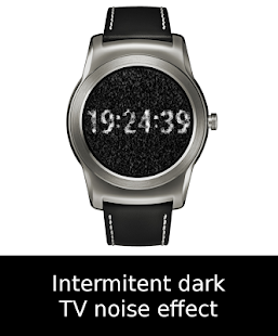 Paranormal Watch Face - screenshot
