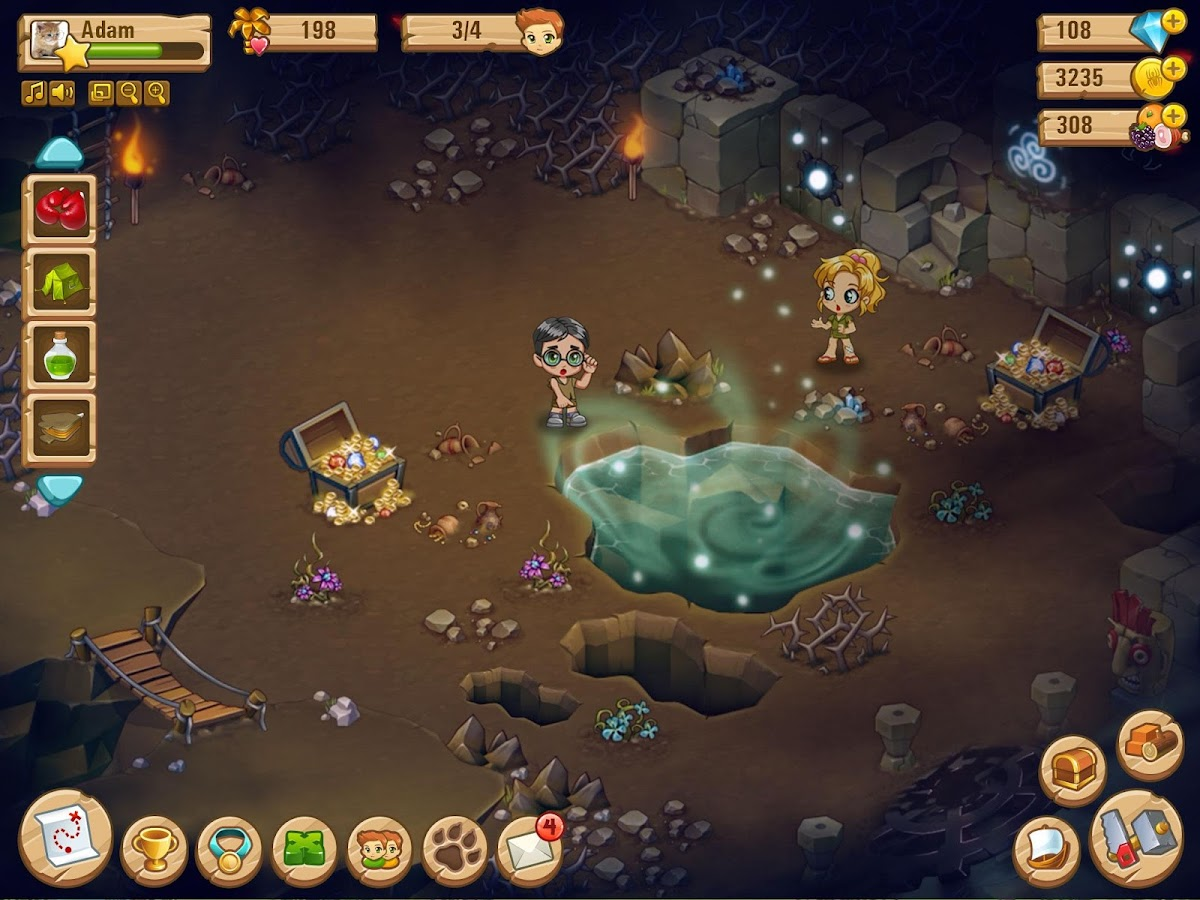 Island Experiment Screenshot 14