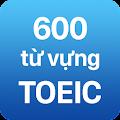 Free 600 tu vung toeic APK for Windows 8