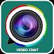 ビデオチャット - ビデオ通話Chatroulette