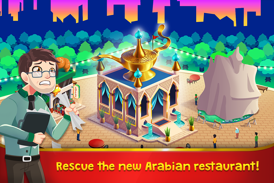 Chef Rescue - The Cooking Game Screenshot 3