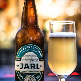 Jarl by Adam Lang - Food & Drink Alcohol & Drinks ( beer, fyne ales, drink, craft beer, jarl, glass )