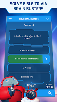 Superbook Bible, Video & Games APK screenshot thumbnail 3