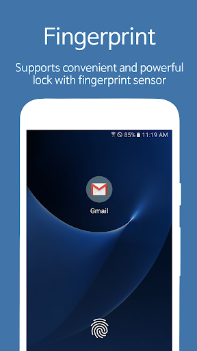 AppLock - Fingerprint screenshot 3
