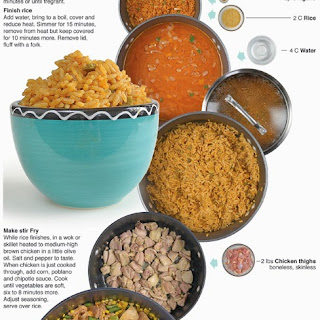Mexican Stir Fry Rice Recipes