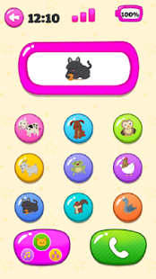 Pink Baby Phone Kids - Number Animal Music for pc