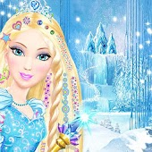 Ice Princess Hair Tattoo APK Descargar