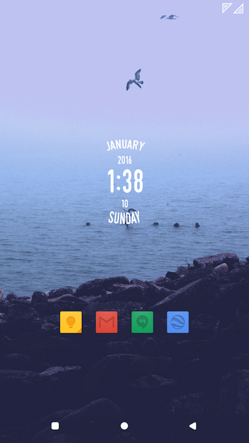 Gaufrer - Icon Pack Screenshot 1