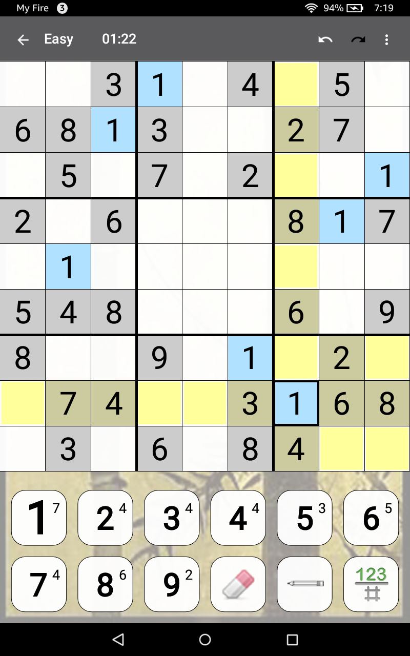 Sudoku Premium Screenshot 12