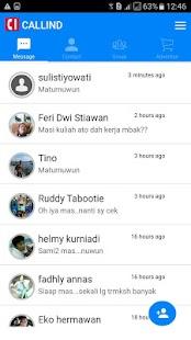 App CALLIND (INDONESIA MEMANGGIL) APK for Kindle