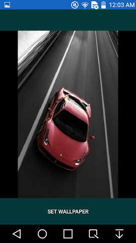android Cars Wallpaper Screenshot 11