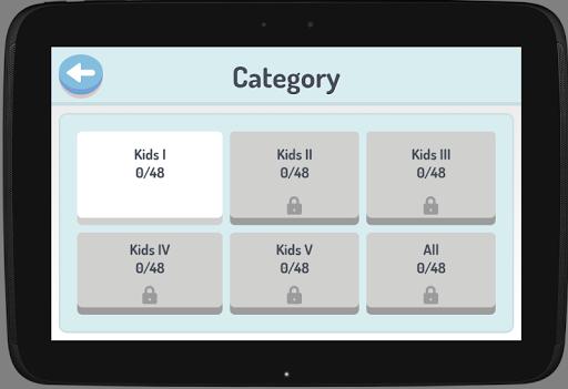 Memory Game Kids - screenshot