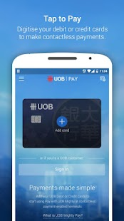App UOB Mighty APK for Windows Phone