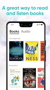 Bookmate: Read Books & Listen to Audiobooks
