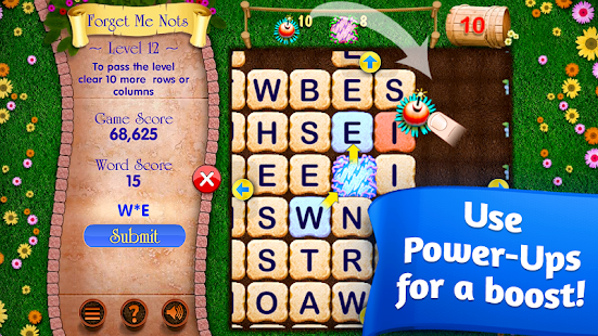Letter Garden FREE Word Search- screenshot thumbnail